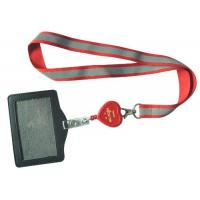 China Fashional Retractable ID Badge Holder Neck Lanyards on sale