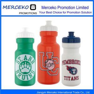 China BPA Free Plastic Water Bottles Sport Bottle on sale