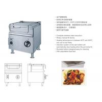 Customized Marine Electric Equipment Marine Stainless Steel Titling Boiling Pan