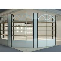 China Nordic Design Cosmetic Display Cabinet And Showcase For Luxury Skin Care Shop wholesale