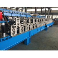 China Corrugated Sheet Roll Forming Machine , Metal Roofing Forming Machine By Chain wholesale