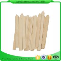 China Bamboo Garden Plant Markers , Garden Plant Identification Markers wholesale