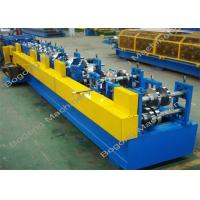 China Steel C / Z Purlin Roll Forming Machine Automatic Type With PLC Display wholesale
