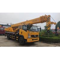 China 70 Ton Truck Mobile Crane , Highly Efficient Truck Mounted Crane on sale