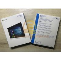 China Windows 10 Home Retail Full Version USB 3.0 64 Bit Original Key Card Inside Activation , Win 10 Home USB wholesale