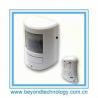 China 130 alarme sem fio do sensor de movimento da sirene PIR do decibel com controlo a distância wholesale