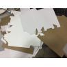 China Cardboard E flute cnc cutting table machine small production cutter machine wholesale