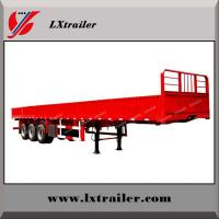 China Bulk Cargo Truck Semi-Trailer Manufacturer on sale