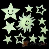 China Glow In The Dark Sticker Vinyl Wall Sticker wholesale