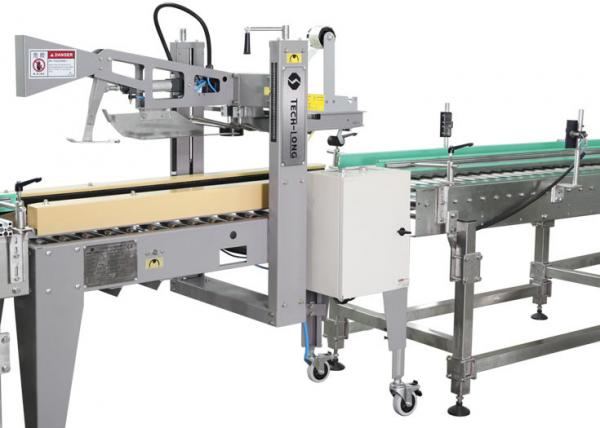 Quality Competitive China Manufacturer Linear Carton Automatic Case Sealer , Plastic Bottle Packaging Machine for sale