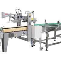 China Competitive China Manufacturer Linear Carton Automatic Case Sealer , Plastic Bottle Packaging Machine wholesale