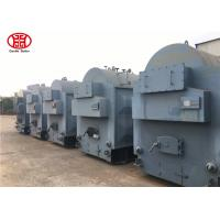 China Packaged Style Industrial Steam Boiler , Wood Chips Biomass Fired Steam Boiler wholesale