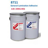 8711 General Lamination adhesive  Flexible packaging  Polyurethane adhesive for sale