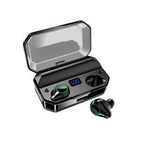 China T9 tws earbuds with 7000mAh of huge battery to support charging of mobile phone wholesale