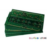 Buy cheap 1.0mm Multilayer Circuit Board  PCB for PC Motherboard from wholesalers