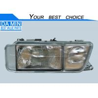 China 1821192130 New Material Bright Headlamp For ISUZU CYZ/CYH Don't Change Color wholesale