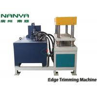 China Small Paper Tray Forming Machine Edge Traimming Or Cutting By Manually 20 Ton Pressure wholesale