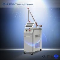 China New advanced q switch nd yag laser sapphire ruby laser tattoo removal machine with CE FDA certification on sale