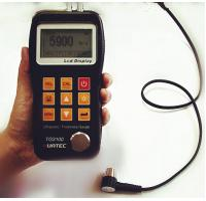 TG3100 Non Destructive Testing Equipment  for epoxies , glass Scan mode 0.75 - 300mm