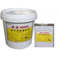 China Electronic Potting Solar Panel Sealant / Fire Resistant Silicone Sealant on sale