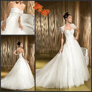 China Classic Wedding Dresses (DD-923) on sale
