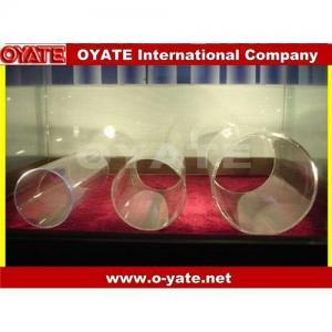 China Clear quartz tube/fused quartz tube/quartz tubing on sale