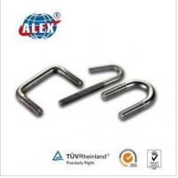 China Customized Stainless Steel, Alloy Steel, Steel, Brass U Bolt on sale