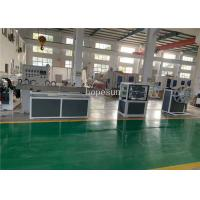 China Electric Plastic Pipe Manufacturing Machine Siemens Contactor Customized on sale