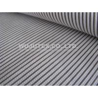 China Good Quality Normal Soft Cotton Nylon Fabric / Spandex Stripe Fabric, Dobby Weave wholesale