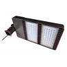 China Waterproof Led Shoebox Light 160 W 20800 Lumen Meanwell Led Driver wholesale