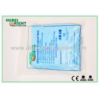 China Professional Disposable Surgical Gowns Kits , Disposable Scrub Suits wholesale