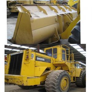 China Used wheel loader, cat 966E loaders, used loaders on sale