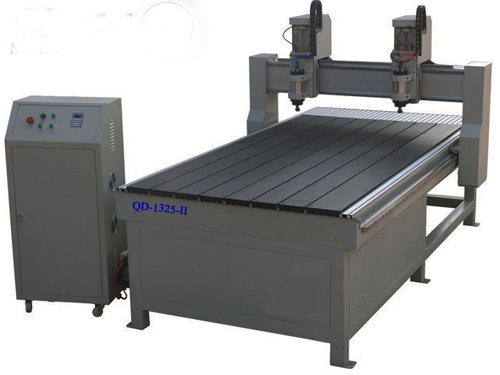 wood machine combination