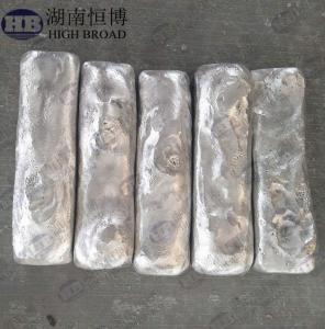 China Magnesium Zirconium alloy , MgZr30 MgZr35 master alloy ingot, Mg–Zr master alloy wholesale