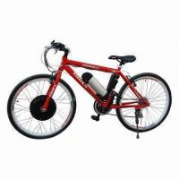 China Brushless motor and lithium battery electric bike conversion kit on sale