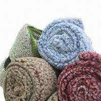 China Embossing Sherpa Blankets in Fashionable Colors wholesale