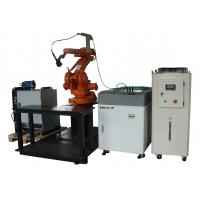 China 400W Laser Welding Machine For Cooker Hood , 3D Automatic Laser Welder on sale