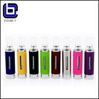 China Colorful No Flame Evod E-Cig Clearomizer 1.5ml With Changeable Coil wholesale