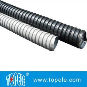 "China 1/2""- 4"" Inch Flexible Conduit Fittings Flexible Steel Conduit wholesale"