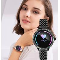 China Smart Watch for Women With Seven Beads Strap Heart Rate Monitoring Sports For Ladies wholesale