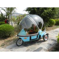 China water proof full closed three wheels tricycle wholesale