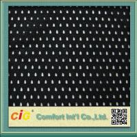 China Multi Color 100 Polyster Sandwich Mesh Fabric / Mesh Polyester Fabric For Shoes wholesale