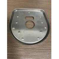 China Customized Heat Exchanger Replacement Parts , Durable Plate Type Heat Exchanger Parts wholesale