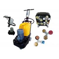 China Concrete Granite Floor Polisher Machine High Speed From 0 to 1500 rmp wholesale
