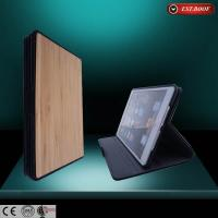 China Beautiful Outlook Ipad Mini Leather Covers Tablet Case With Back Leather wholesale