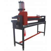 China High Cylinder Strength Precision Conveyor Belt Splicing Machine Pneumatic Finger Punche wholesale