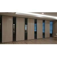 China MDF Top Gypsum Board Sound Proofing Foldable Partition Wall Malaysia For Ballroom wholesale