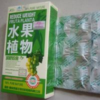 China No side effect GMP Burn fat weight loss Fruta Planta Reduce Weight Pills for puberty fat wholesale