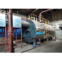 China WNS2.8-0.7/95/70-Q(Y) 2.8MW 2800kw Diesel Light Heavy Oil Fired Hot Water Boiler on sale