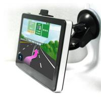 China 128MB Memory 4GB Flash car gps and reverse camera with HD 800*480 touch screen wholesale